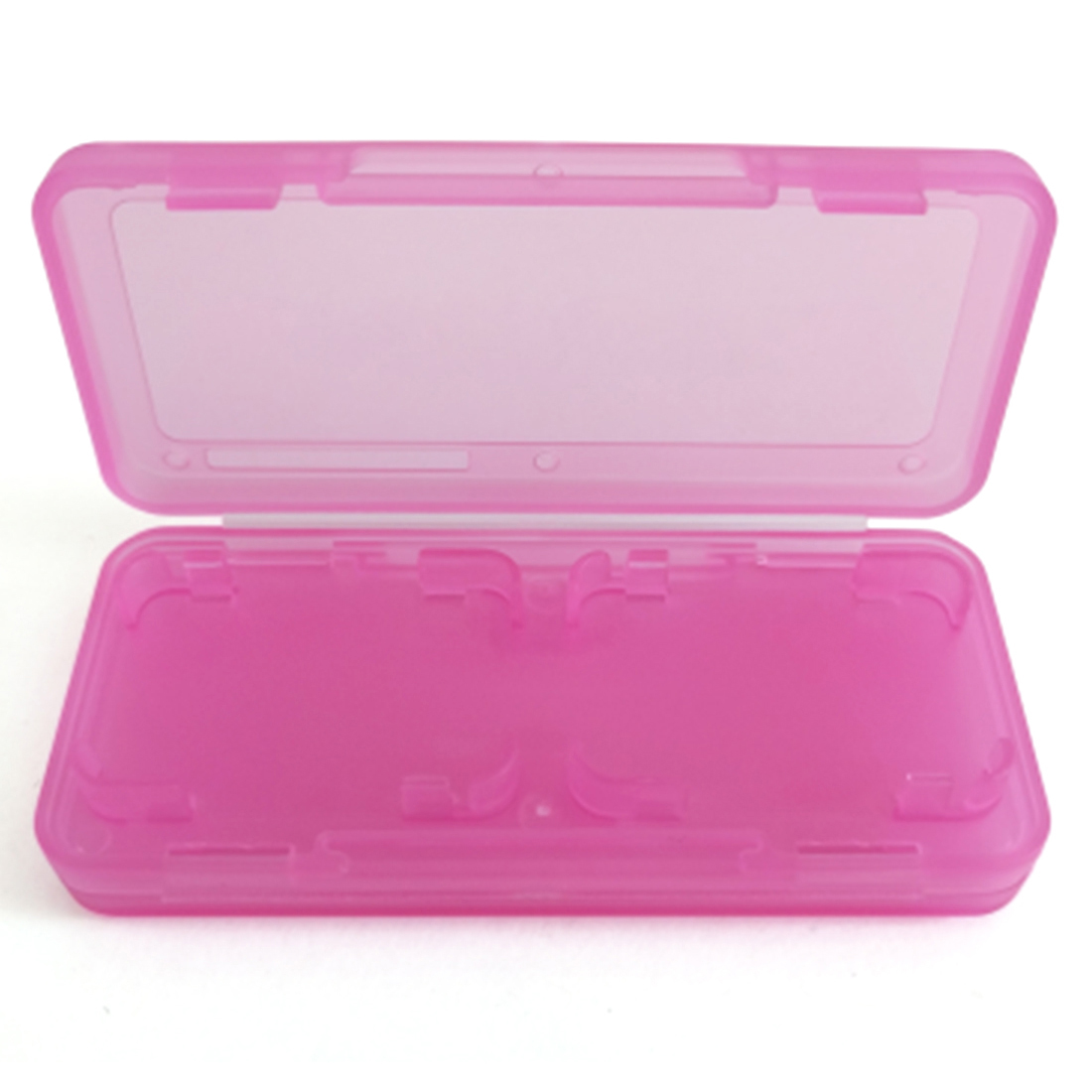 Indigo7 Authorized Nintendo Switch Game Card Hard Plastic Storage Protector Case Holds 4 - Pink