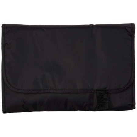 quickchange portable changing pad black fully padded for comfortable changes on the go by. Black Bedroom Furniture Sets. Home Design Ideas
