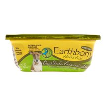 Dog Food: Earthborn Holistic Moist Grain-Free Recipes