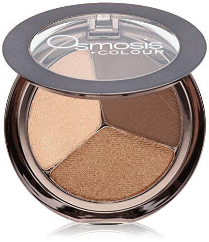 Osmosis Skincare Eye Shadow Trio Bronzed Cocoa - image 1 of 1
