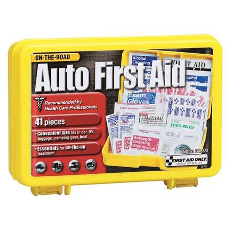 First Aid Only FAO-320/LAB Bulk First Aid kit, White