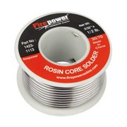 "Firepower 1423-1113 Rosin Core Solder, 30/70, 1/2 lb, 3/32"", for Electrical Applications"