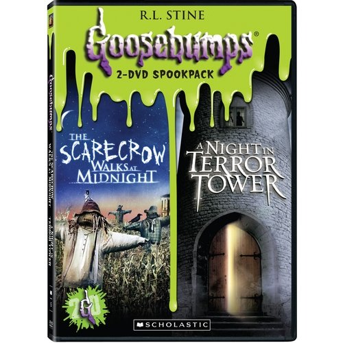 Goosebumps: The Scarecrow Walks At Midnight / A Night In Terror Tower (Double Feature) (Full Frame)