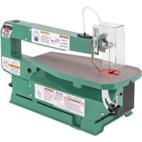 "Grizzly Industrial G0536 16"" Variable-Speed Scroll Saw"