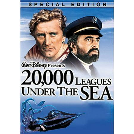 20,000 Leagues Under The Sea (DVD) - The League Mr Mcgibblets