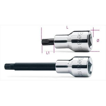 Beta Tools 009200564 920 XZN8L - Socket Drivers With XZN Profile - image 1 de 1