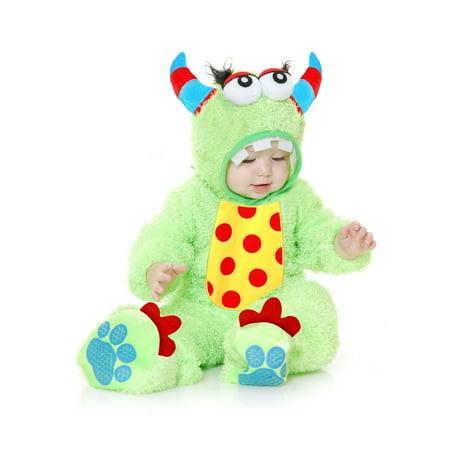 Halloween Little Monster Madness - Infant/Toddler Lime - Limes Farm Halloween
