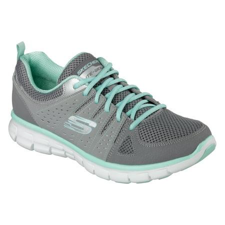 skechers 11963GYMN Women's SYNERGY - LOOK BOOK Walking Shoes - Walmart.com