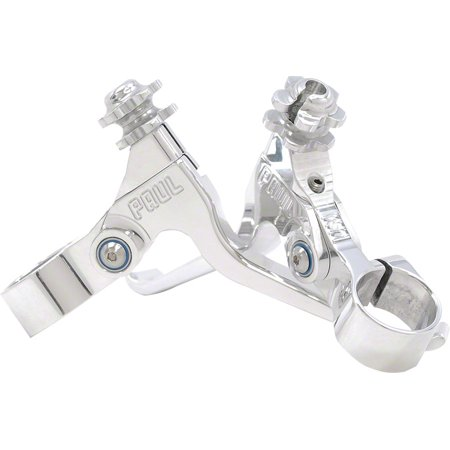 Paul Component Engineering Canti Lever Brake Levers (Polished Brake Lever)
