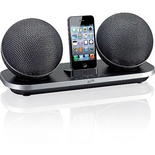 iLive ISP822B Wireless Speaker System for iPod and iPhone