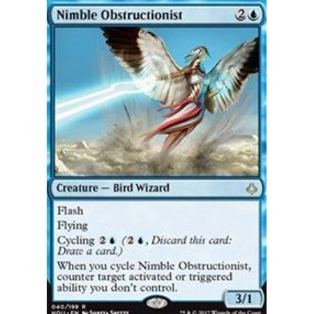 Nimble Obstructionist   Hour Of Devastation Ship From Us
