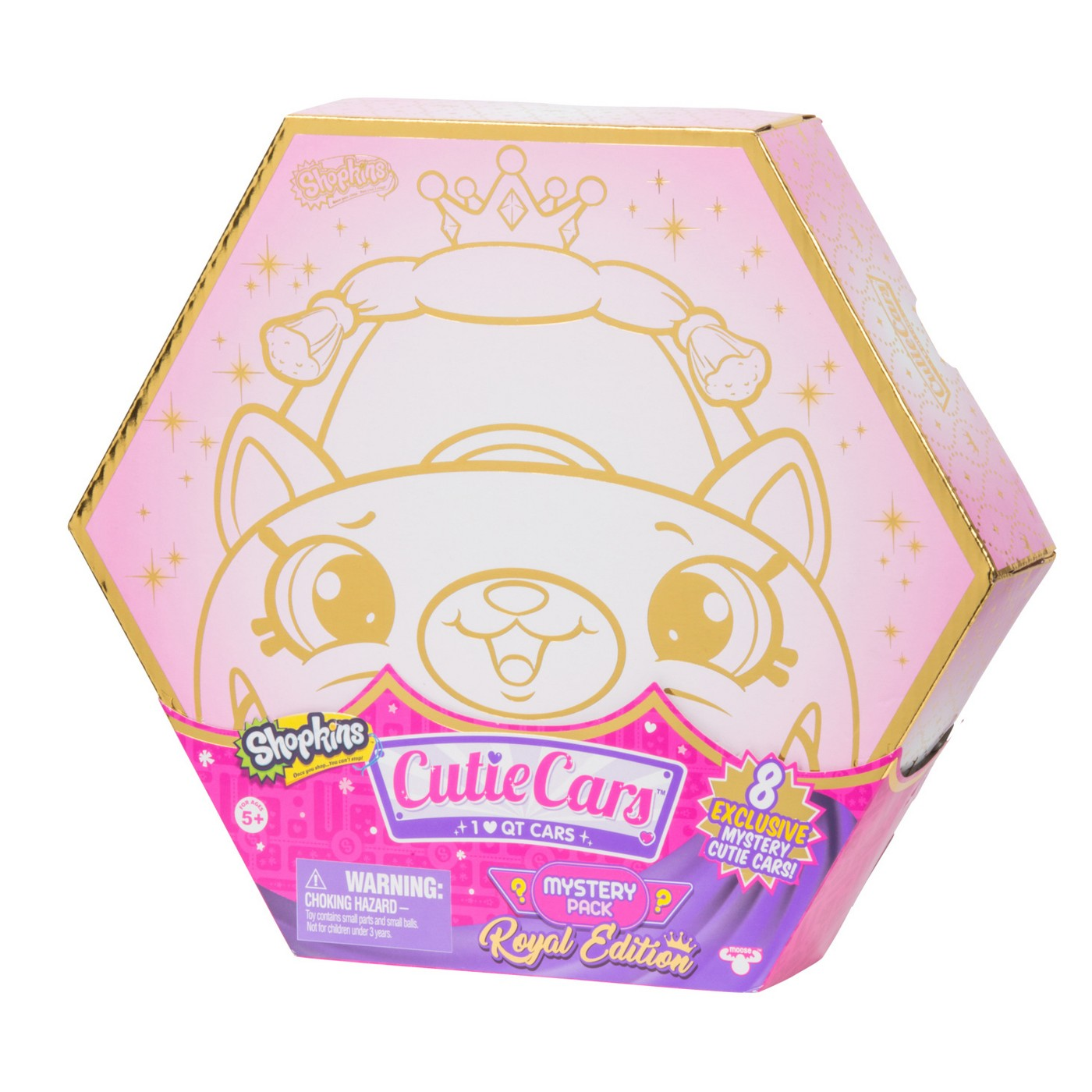 Shopkins Cutie Cars Royal Edition Mystery Pack