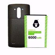 LG G3 Extended Life Replacement Battery (6000mAh)
