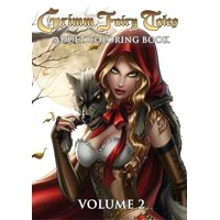 Grimm Fairy Tales Adult Coloring Book Volume 2 (Paperback)
