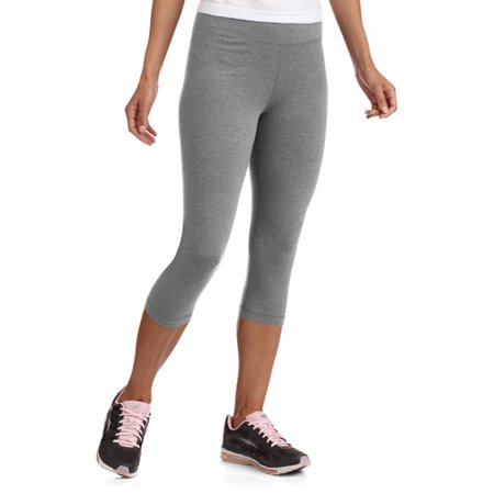 Danskin Now Women's Dri-More Capri Core Leggings - Walmart.com