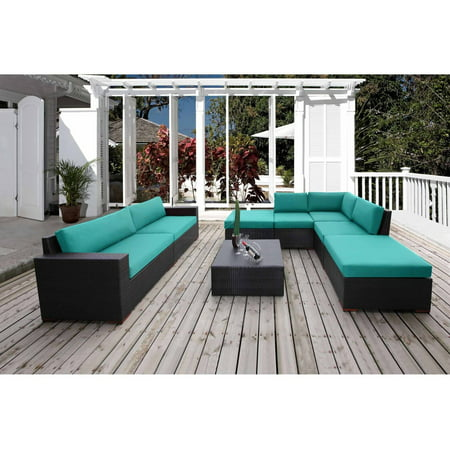 Bellini Sectional Seating Set