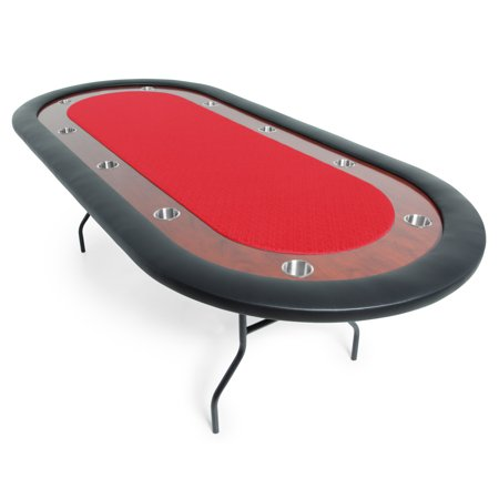 Ultimate Poker Table-Suited Speed Red ()