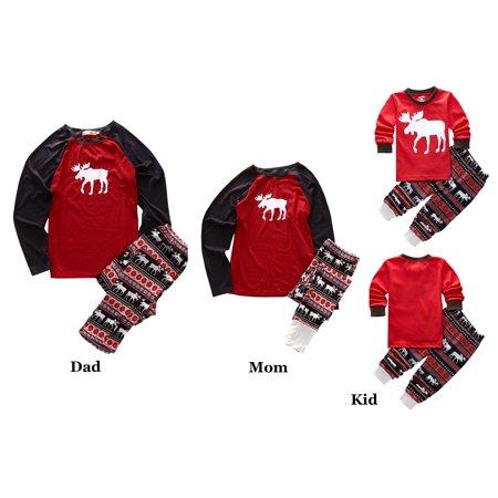 b59f9275a8 Cathery - Family Pajamas Set