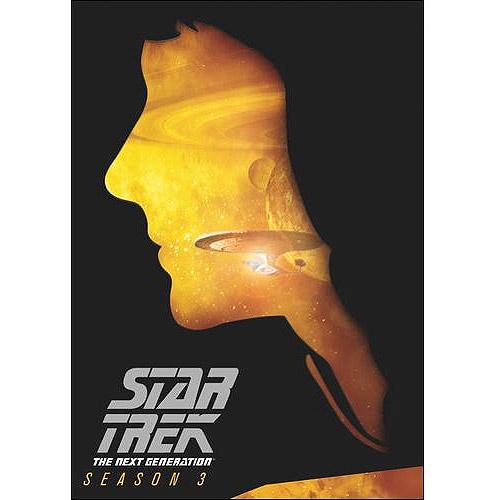 Star Trek: The Next Generation - Season 3 (Full Frame)