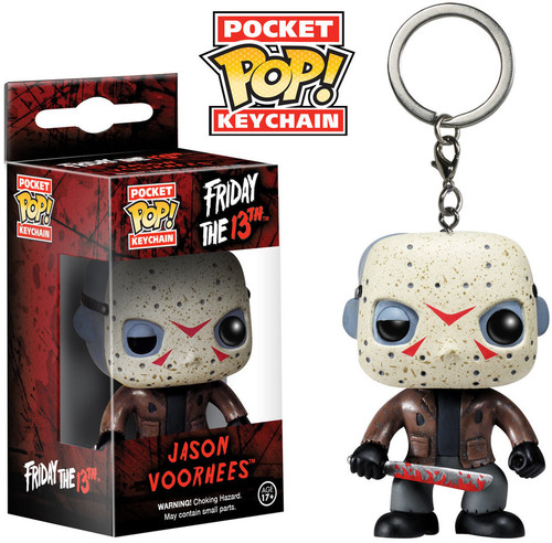 FUNKO POCKET POP! KEYCHAIN: HORROR - JASON VOORHEES