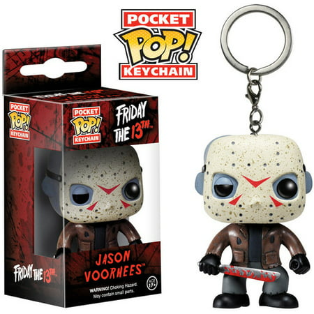 FUNKO POCKET POP! KEYCHAIN: HORROR - JASON VOORHEES - Jason Voorhees 1981
