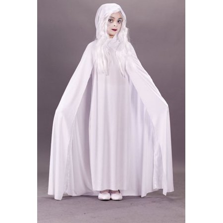 Gossamer Ghost Child Costume (Large) - Gossamer Costume