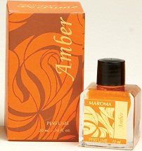 Perfume Oil - Amber Maroma 10 ml Liquid