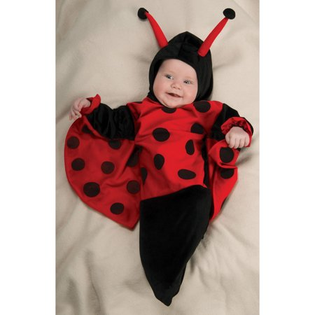 Newborn Ladybug Costume Rubies 885393 - Newborn Ladybug Costume