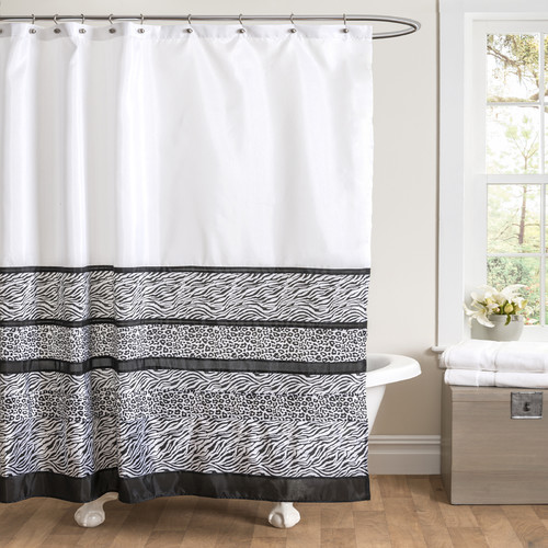 Special Edition by Lush Decor Tribal Dance Shower Curtain