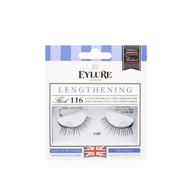 Eylure Flicklash Lengthening Eyelashes 116