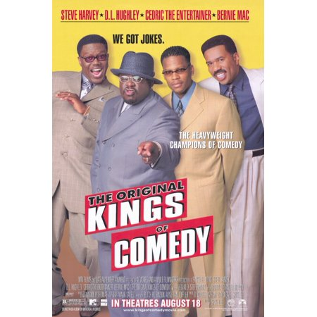 The Original Kings of Comedy - movie POSTER (Style A) (11