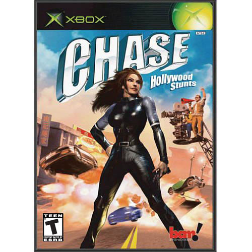Chase: Hollywood Stunt Driver (Xbox)