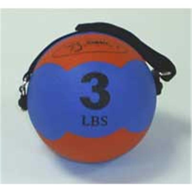 FitBALL FBMM3 FitBALL MiniMed - Orange - 3 lb.   5 inch