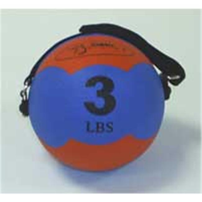 FitBALL FBMM3 FitBALL MiniMed - Orange - 3 lb.  5 in.