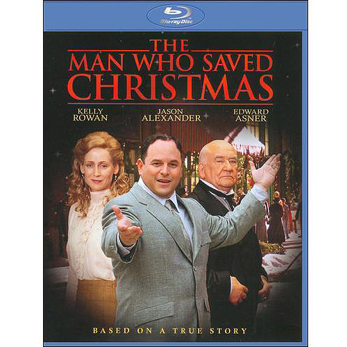 The Man Who Saved Christmas (Blu-ray) (Widescreen)