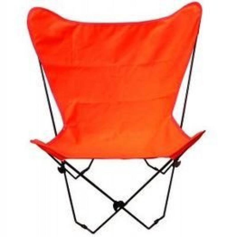 Butterfly Chair and Cover Combination w/Black Frame - image 1 de 1