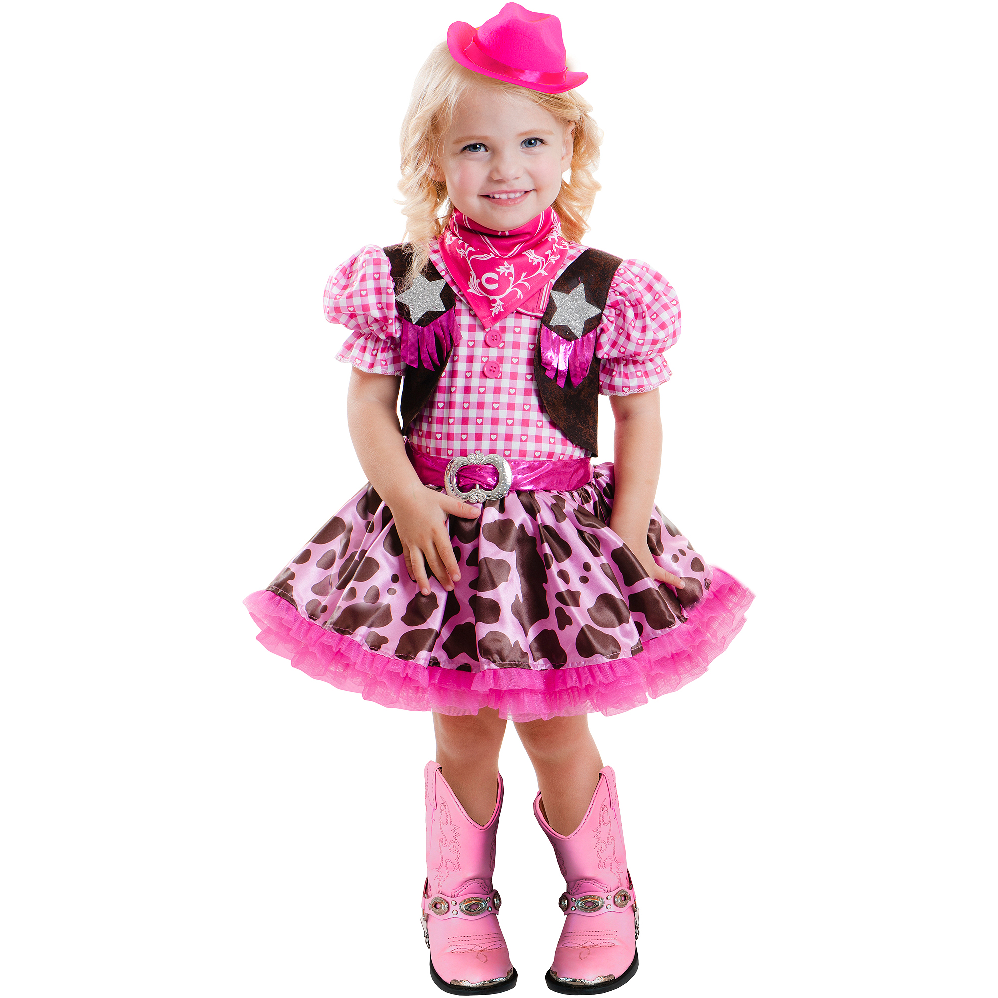 sc 1 st  Walmart.com & Rodeo Princess Toddler Halloween Costume - Walmart.com