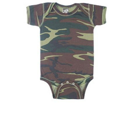 Code Five Drop Ship Infant Camouflage Bodysuit