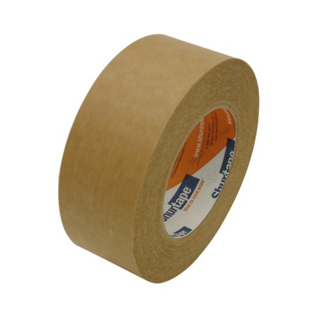 Shurtape FP-96 General Purpose Kraft Packaging Tape: 2 in. x 60 yds. -