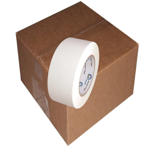 Console Tape / Artist Tape 2 inch x 60  yards (24 Roll Case)