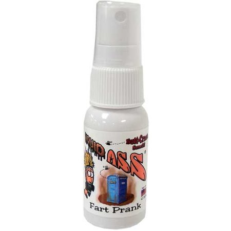 LIQUID ASS Fart Spray Nasty Foul Gas Smell Stink Bomb Funny Prank Joke Gag Gift](Funny Scary Halloween Pranks)