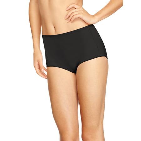 8c269576a192 Women's Cotton Stretch Modern Brief Panties - 3 Pack - Walmart.com