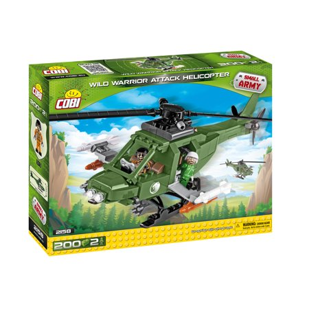 COBI Small Army Wild Warrior Attack -