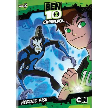 Ben 10 Omniverse: Volume 2, Heroes Rise - Ben 10 This Is Halloween