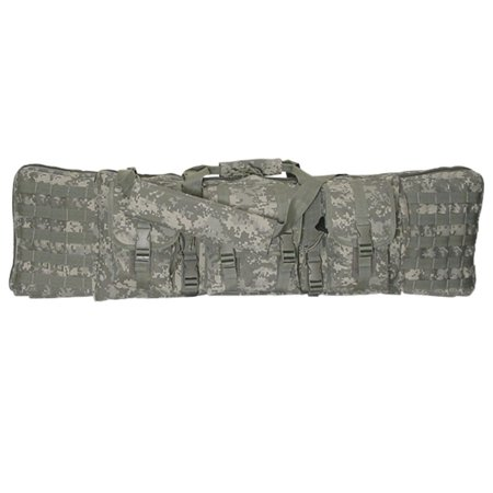 Voodoo Tactical 15-7614 Enhanced 46-inch MOLLE Compatible Soft Rifle (Voodoo Tactical Mens Deluxe Padded Weapons Case)