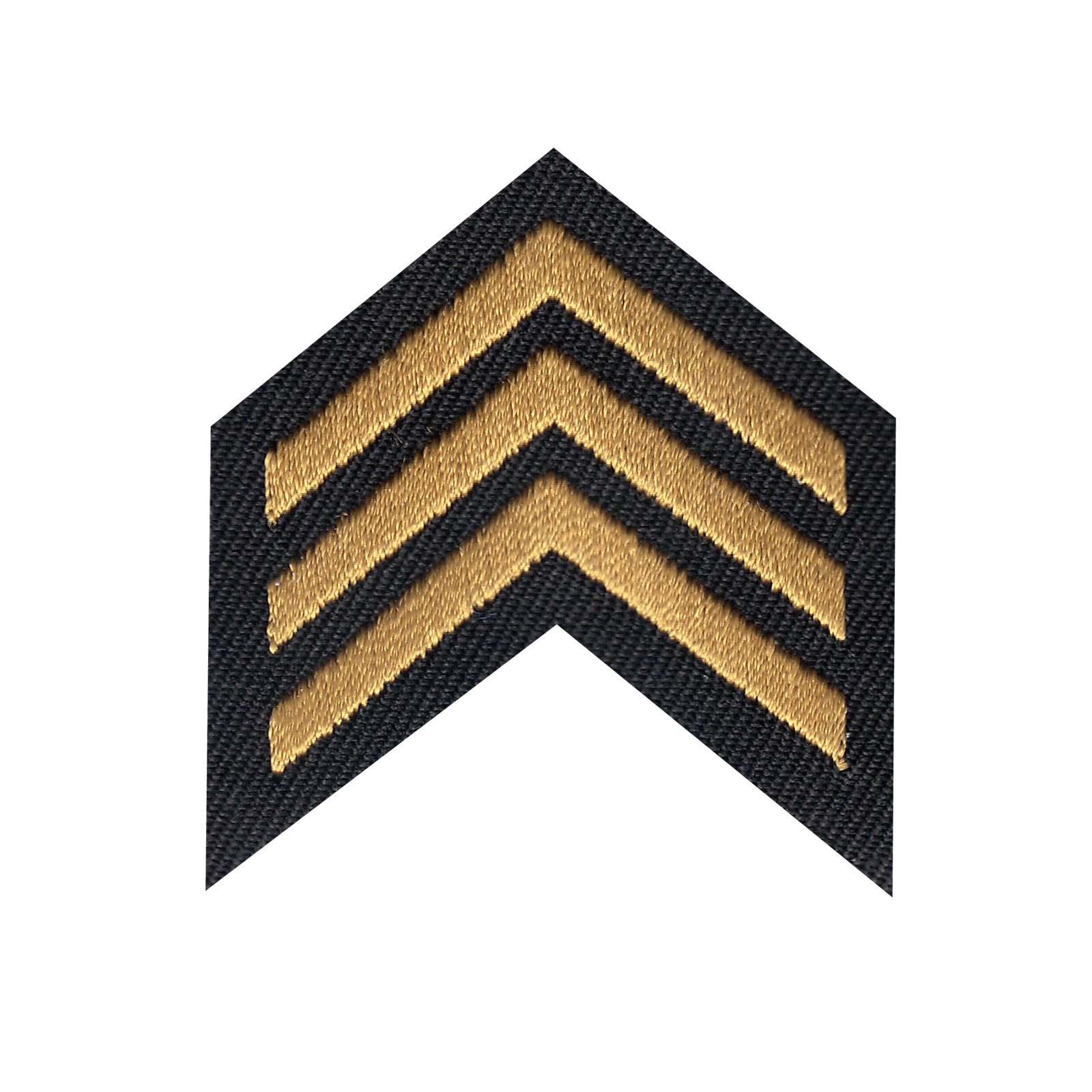 Sergeant Iron On Applique Patch