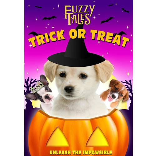 Fuzzy Tales: Trick Or Treat