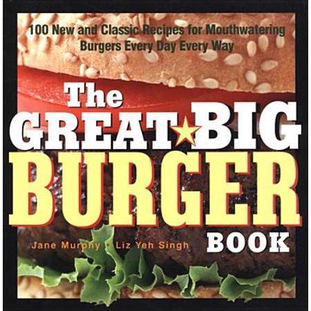 Great Big Burger Book - eBook