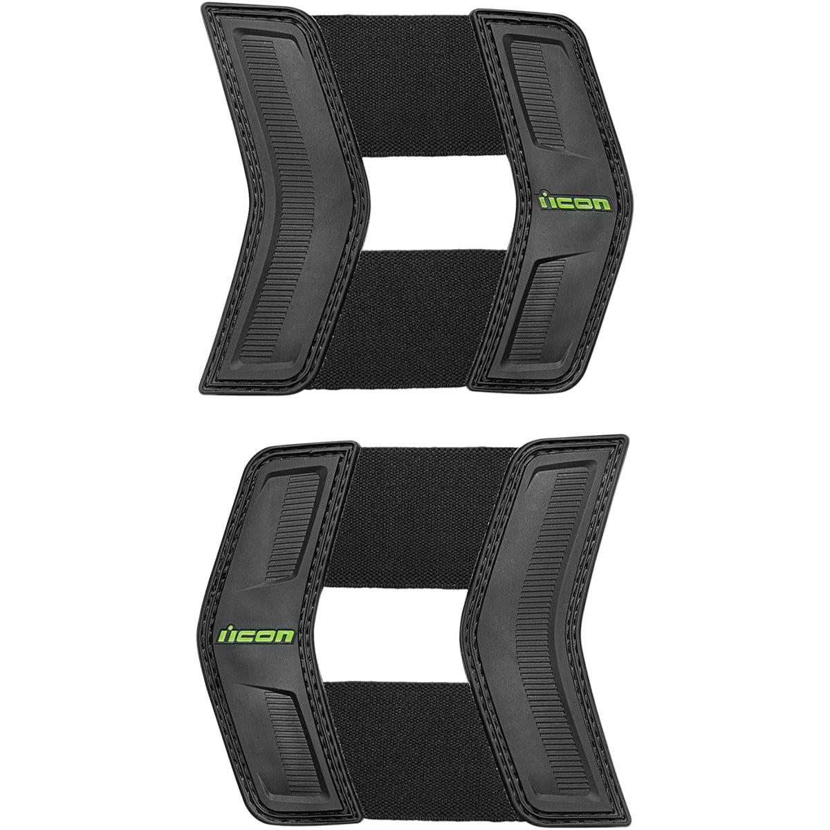 ICON Alliance™ GT Helmet Full Face (Solid Black Rubatone, 2X-Large)