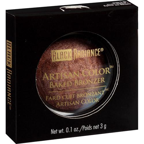 Black Radiance Artisan Color Baked Bronzer, 3516 Rum Spice, 0.1 oz